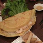 ハノイのホイさん - 人気風の料理です(2013.07)