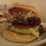 レインボーキッチン - サムライバーガー