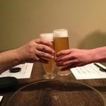19911643 - まずはビールで乾杯!