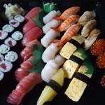 樽寿司 - テイクアウトの匠5,100円