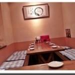 焼鳥玉ちゃん - テーブル席