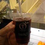 タカノフルーツテラス - ざくろジュース