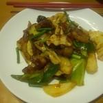 天天香 - 回鍋肉