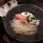 19913604 - 比内地鶏の盛岡コラーゲン冷麺