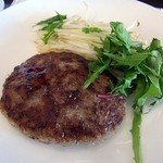 前田屋 - 黒毛和牛100%のハンバーグ