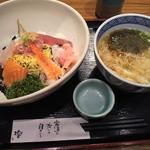 19913828 - 海鮮丼(にゅうめん)