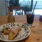 マリポサカフェ - とっても美味しいフレンチトースト
