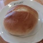 ロザージュ - セットのパン