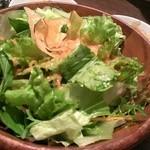 チャンチ - サラダ おかわり自由