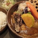 ヴァサラロード - 薬膳スープカリィ