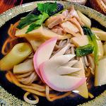 19917458 - とり蕎麦(冷・中)