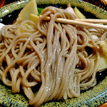 19917459 - とり蕎麦(冷・中)