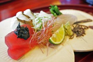 日本料理 永代 - お造り定食