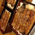 大江戸寿司 - うな重 ¥2800