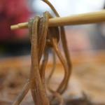 南阿蘇一心庵 - (2012.11)十割り蕎麦。