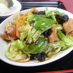 蘭房食堂 - 料理写真:回鍋肉