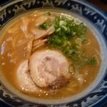 19923981 - こってり鶏とんこつ麺