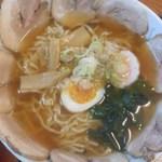 19925634 - チャーシュー麺 \780