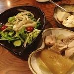 沖縄料理 かりゆし - 味が染みていて、全てに心を感じます。