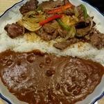 黒一 - 焼肉カレー 2