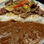 黒一 - 焼肉カレー 3