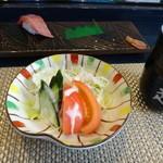 起寿司 - サラダ
