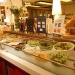 元気な食卓 - サラダバー