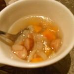 元気な食卓 - スーラータンスープ