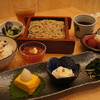 稲迺家 - 料理写真:そばに含まれているルチンとビタミンとコラーゲンを同時にとれる美容に良い御膳