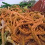 19934572 - ハバネロ麺に更にふりかけます。