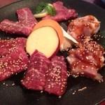 19935198 - 牛兵衛セットのお肉