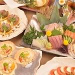 どんべえ - 料理写真:新鮮な鮮魚に、更にひと手間加えた「おすすめメニュー」もご用意しています。美味しいものを更に美味しく召し上がって頂くための「職人の技」をお楽しみください。