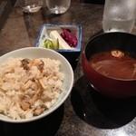 舞桜 - 深川飯