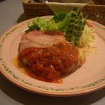 チュイール - イタリアンハンバーグ