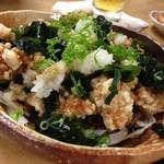 和お食事処 - 鶏からポン酢