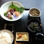 DINING Clat - 刺身定食