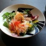DINING Clat - 定食のサラダ