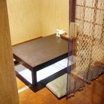 鶏や 笹木 - お座敷