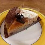 サオリスイーツ - 大吟醸チーズケーキ