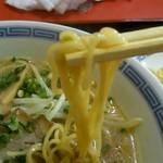 あずま - 麺