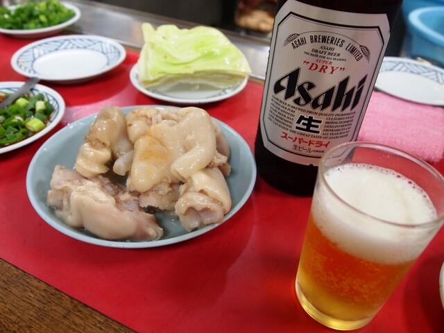料理写真  豚足のかどや , なんば(大阪メトロ)/豚料理 [食べログ]
