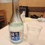 湯浅港 - 冷酒 550円 (2013.7)