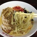 純情屋 堺新家店 - 極太麺