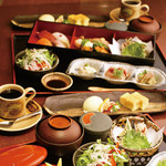和 Dining なごみ - 昼御膳★贅沢な昼御膳がデザートまでセットで1,500円!!