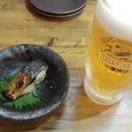 19945330 - 生ビールとお通し