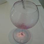 リストランテ ウミリア - 夏らしい爽やかなグラス