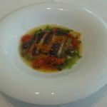 リストランテ ウミリア - 長崎産 イサキのアクアパッツァ ウミリア仕立て
