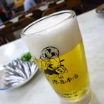 源蔵本店 - 生中500円