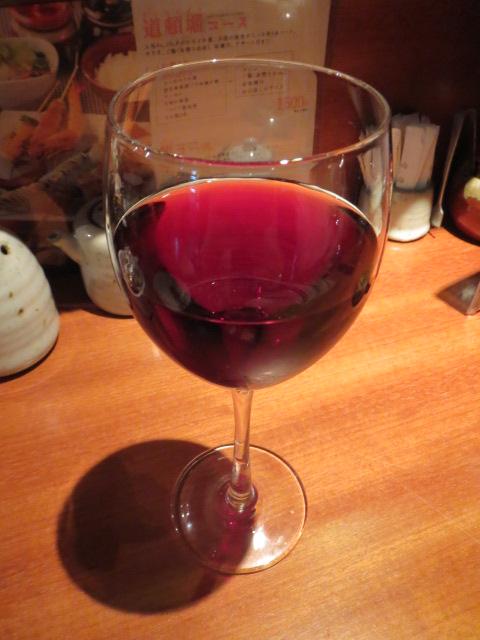 九志焼亭 グランフロント大阪店 - グラス赤 セブン・ドーダズ(フランス) ピノノワール 700円