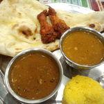ヒラ - ランガル食べ放題ランチ